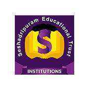 Seshadripuram Educational Trust Logo